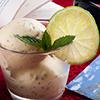 Thumbnail image for Eis-Rezept: Mojito-Sahne-Eis ohne Alkohol und Ei
