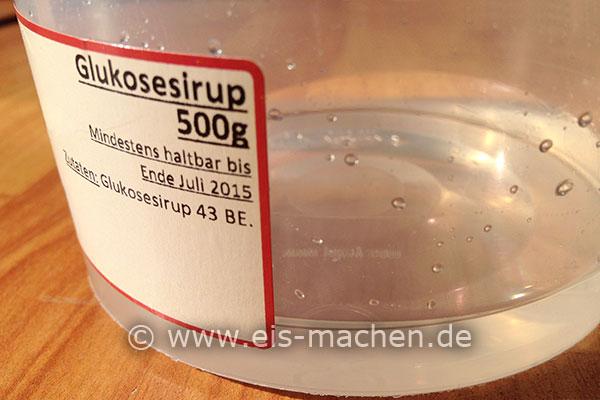 glukosesirup
